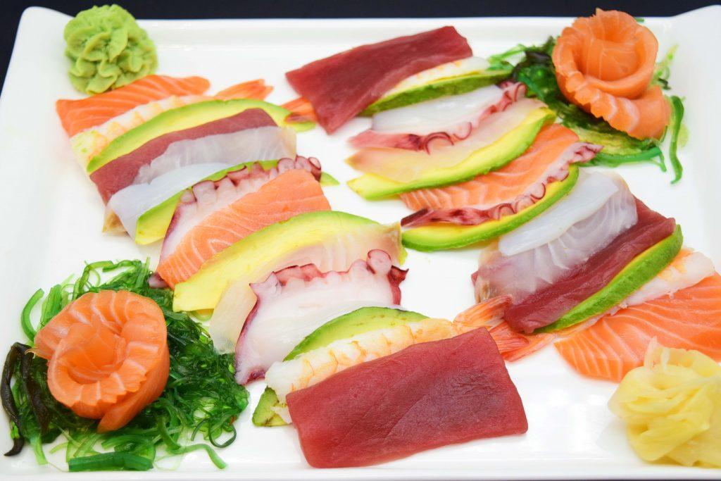 S4 Tokyo Sashimi