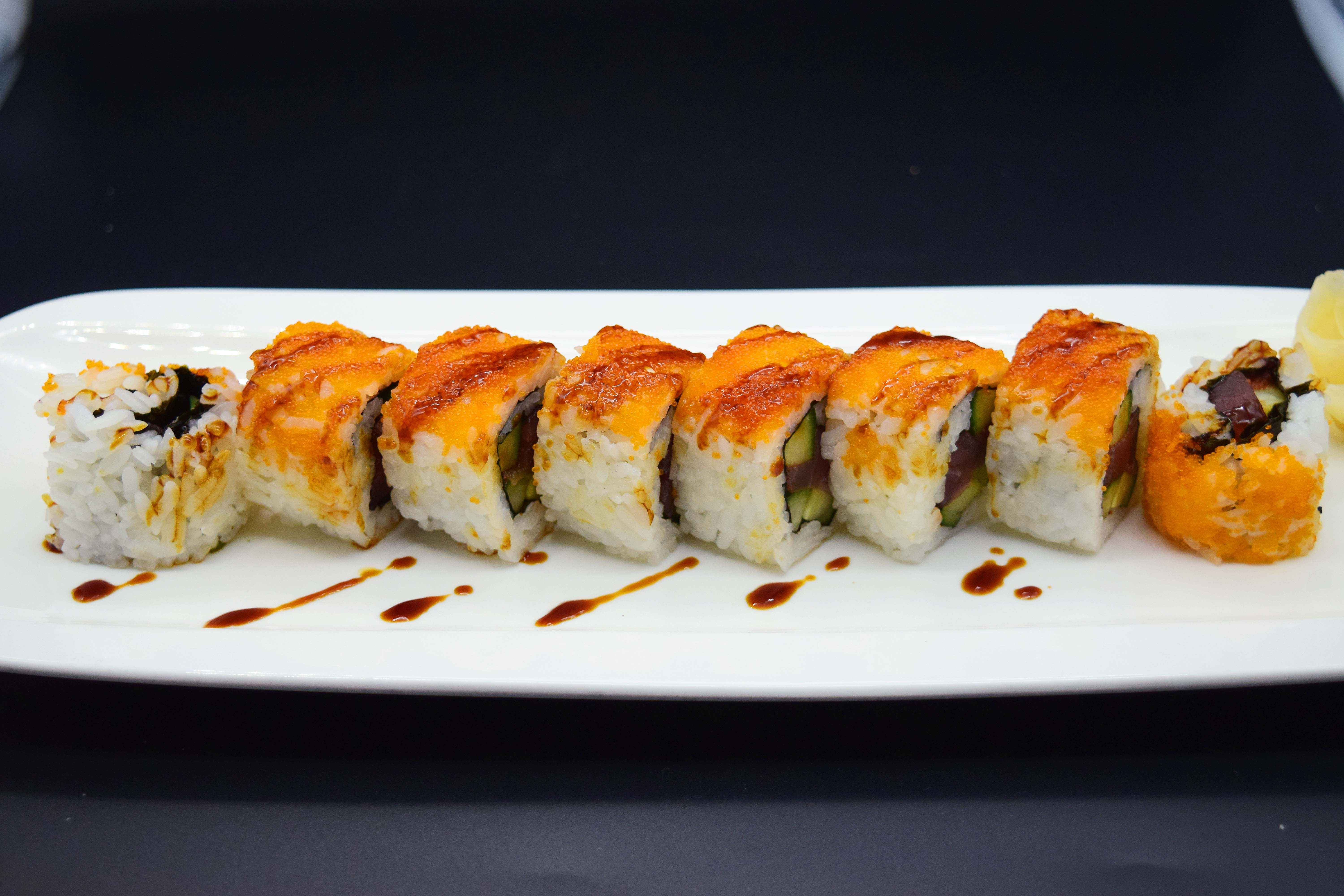 T9 Hot Tuna Roll